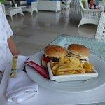 Lunch on Terrace