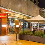 Arizona - offering indoor and outdoor seating to enjoy great food and wine in the central CBD