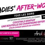 «LADIES' AFTERWORK»