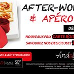 «AFTERWORK & APÉRO»