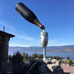 Beautiful last day in Kelowna! And our final winery stop was worth it! Amazing!