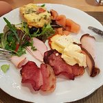 Fantastic breakfast!