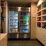 24/7 snack station!