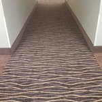 New hallway carpet