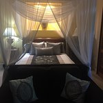 A beautiful comfortable room. With all that you need and some ...