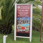 Warkworth Lodge Foto