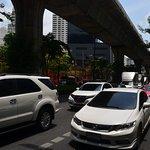 Busy Sukhumvit Road