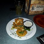 Fried Green Tomatoes are the bomb!