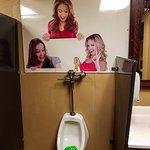 Bathroom entertainment