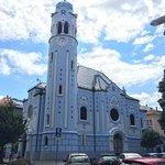 Photo de Église Sainte-Élisabeth (ou église bleue)