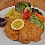 Vienna Style Schnitzel - Thursday Dinner Evening