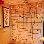 Towne Map