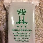 Foto de Acueducto Hotel