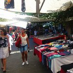 Selcuk Market is on Saturday, 5 minutes from the Boomerang