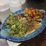 Peixe grelhado - Fresh Fish