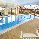 Indoor heated swimming pool Croft Farm & Celtic Cottages