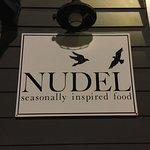 Nudel Restaurant Foto