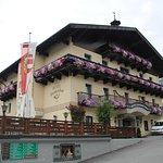 Hotel Post Abtenau Foto