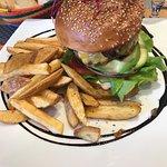 Chasse Burger de Black Angus