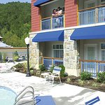 Foto di Fairfield Inn & Suites Gatlinburg North