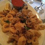 CALAMARI FRITA with MARINARA