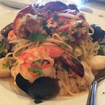 Linguine Pescatore..The STAR of the noche