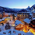 Hotel Monte Rosa Foto