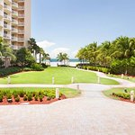 Foto de Marco Island Marriott Beach Resort, Golf Club & Spa
