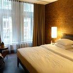 Hotel V Nesplein Foto