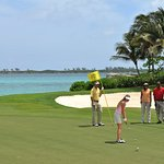 Enjoy championship golf at the top-rated Ocean Club Golf Course
