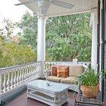 Rutledge Suite Porch