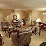 Concierge Bi-Level Suite