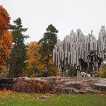 Sibelius Park & Monument Foto