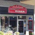 Jersey Girl Diner in downtown Morristown, TN