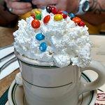 Super hot chocolate