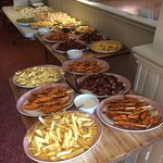 Great buffet at the fox. Highly recommended