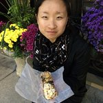 Ling loved her Cannoli