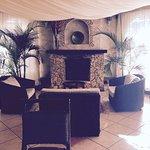 Lobby de Restaurante