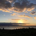 Sunset at Ka'anapali Beach