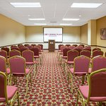 Meeting Venue with Classroom Setup