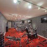 Fitness Center at Empire Hotel, NewYork