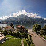 Panorama Lake Como Villa Imperiale