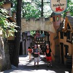 Enchanted Forest Theme Park Foto
