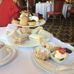 This was an absolutely fantastic afternoon tea. A Birthday Present,could not fault it. The servi
