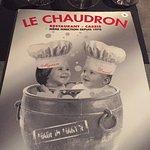 Photo de RESTAURANT LE CHAUDRON