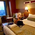 JR Tower Hotel Nikko Sapporo Foto