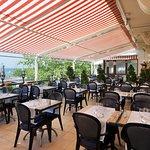Terrasse du Restaurant Le Pirate
