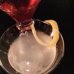 Prickly Pear martini