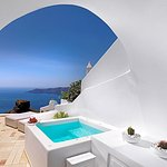 Foto de Tholos Resort