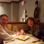 Celebrating 53 years at our favorite restaurant.